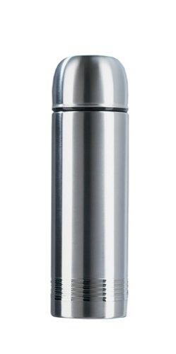 Thermos Isolierflasche Stainless King Black 0,47 Liter schwarz mit Trinkbecher