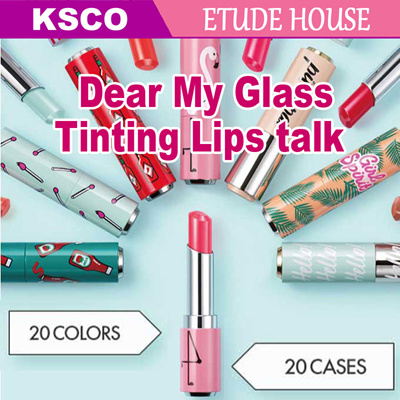 qoo10 etude house dear my glass tinting lips talk 3g 20colors glass tintin. Black Bedroom Furniture Sets. Home Design Ideas