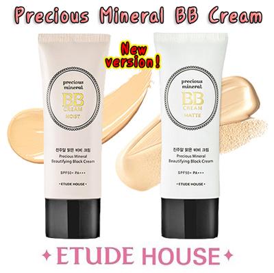 Etude bb cream precious mineral