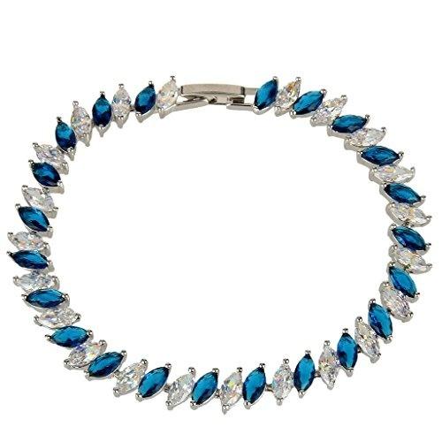 Bonyak Jewelry 18 Inch Rhodium Plated Necklace w// 4mm Red July Birth Month Stone Beads and Trinity Irish Knot Charm