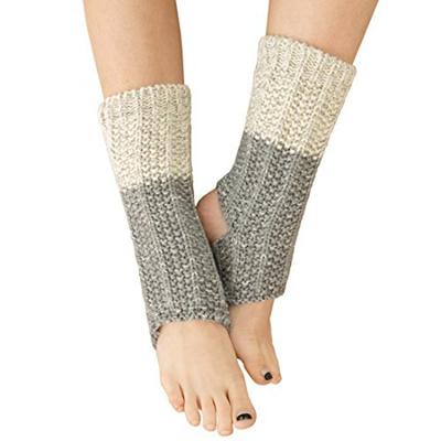 Qoo10 - FAYBOX Winter Leg Warmer Crochet Knit Boot Socks ...