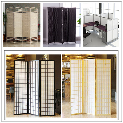 qoo10 - 【folding screen/room divider/ office partition】widest