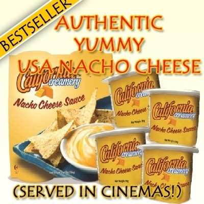 Qoo10 - [BEST SELLER SINCE 2012] HALAL USA Nacho Cheese ...