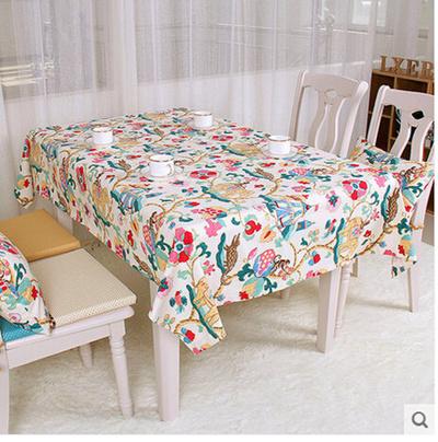 qoo10 four seasons garden coffee table cloth table cloth
