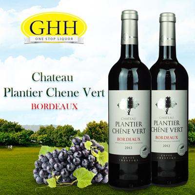 Kết quả hình ảnh cho Chateau Plantier Chene Vert Bordeaux