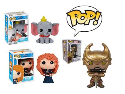 Qoo10 Funko Pop Random Disney Dumbo Brave Merida