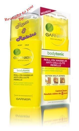 garnier anti cellulite massage