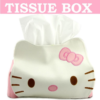 Qoo10 Best Gif Hello Kitty Tissue Cover Tissue Box