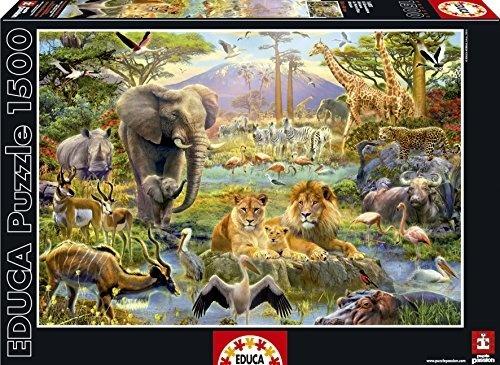 Schleich Dschungel Safari Schlümpfe Display 32 Figuren Neu