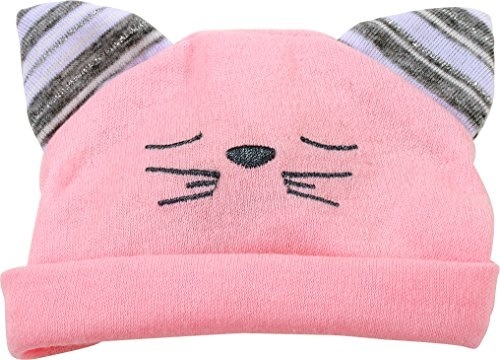 Apparel Accessories Girl's Accessories Cartoon Anime Cotton Wool Knitting Cute Hello Kt Cat Night Caps Autumn Winter Soft Teenager Kid Adult Warm Hats Beanies With Bow