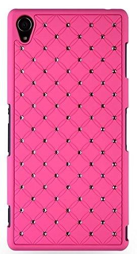 Made in Germany 50mm breit 4 Teiliges Slackline-Set 25m lang Pink