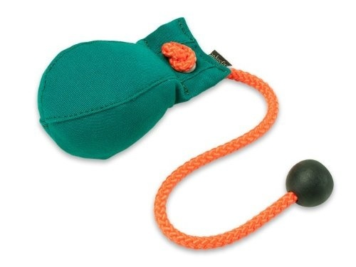 schwimmend orange Firedog Dummy Ball 150 g