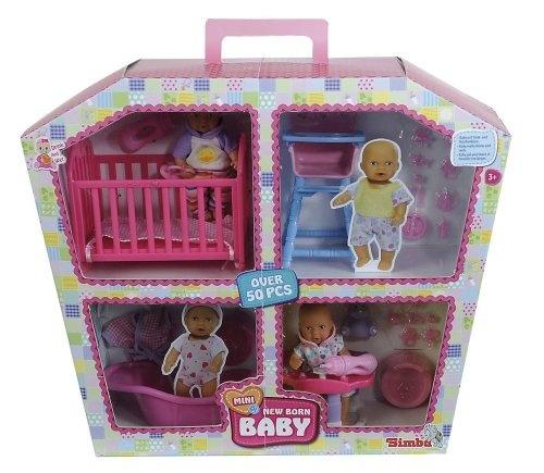 Kahlert 10338 Badezimmerspiegel mit Licht 1:12 für Puppenhaus NEU!# Puppenstuben & -häuser