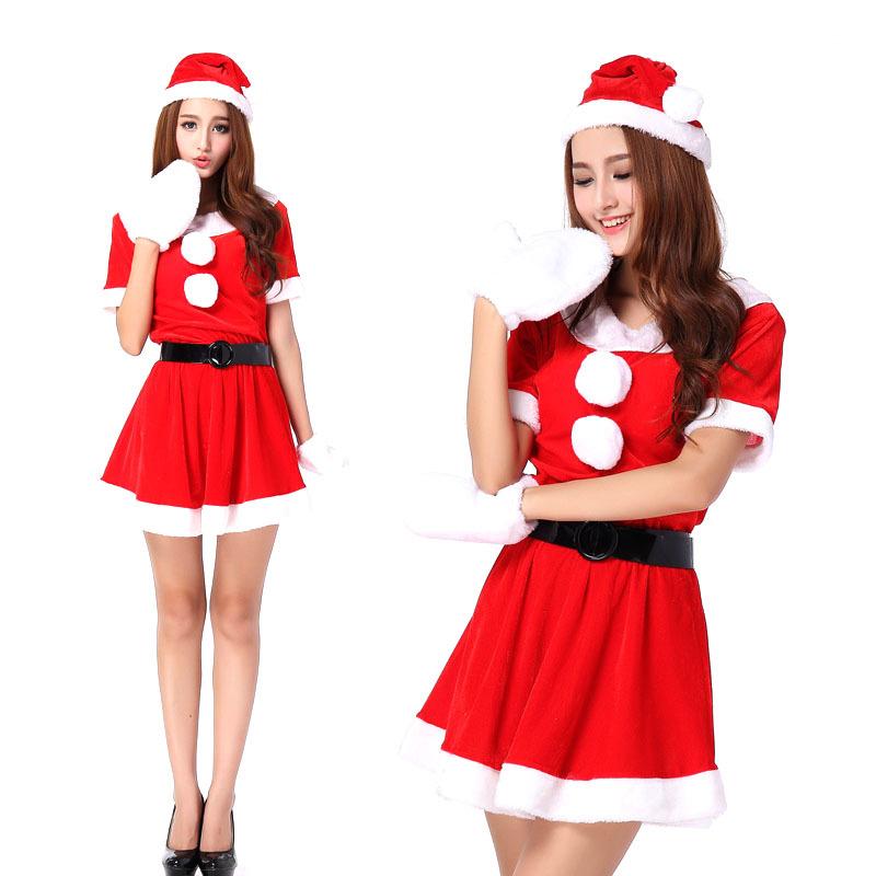 Wicked Hot Santa Babe Women Fancy Costume Xmas Dress Up Size XS//S BNIP