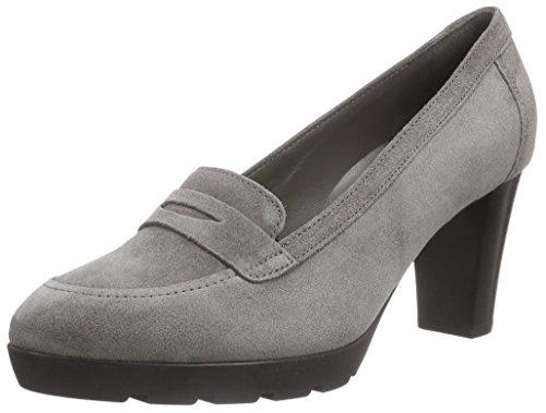 Blink BL 385, Schuhe, Absatzschuhe, Stilettos, Grau, Schwarz, Female, 37