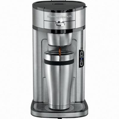 the scoop coffee machine