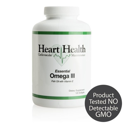 Qoo10 heart health essential omega iii fish oil with for Fish oil and vitamin e