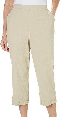 Nine West Women/'s Plus SZ Light Weight Compression Ponte Pant Choose SZ//Color