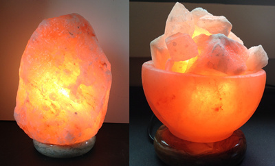 Qoo10 - Himalayan Salt Crystal Lamp ~ Salt Lamp ~ CNY Sale ~Sale~Christmas Gif... : Furniture & Deco
