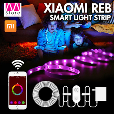 Wifi light strip