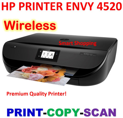 qoo10 hp envy 4520 e all in one printer print scan copy photo eprint wireles computer game. Black Bedroom Furniture Sets. Home Design Ideas