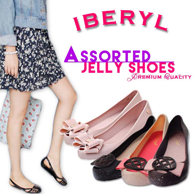 Iberyl Jelly Shoes Review