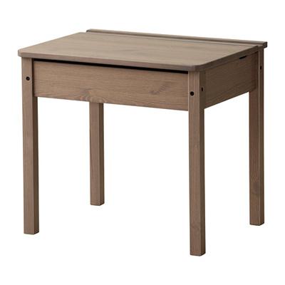 Qoo10 ikea kids desk sundvik children 39 s desk gray brown for Ikea ship to new zealand