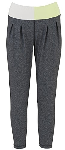 Limited Sports Damen Pant Single Classic Stretch  Trainingshose weiß NEU