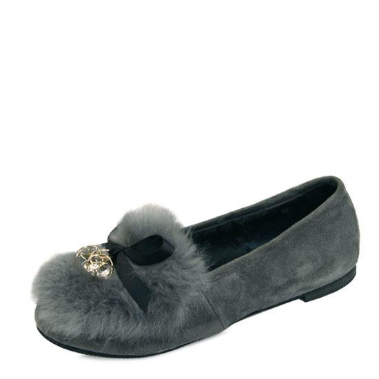 Antonio Damen Sommer Schuhe Ballerinas Frauen Slipper Freizeitschuh