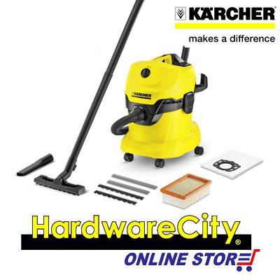 Qoo10 Karcher Wd4 Multi Purpose Vacuum Cleaner Home