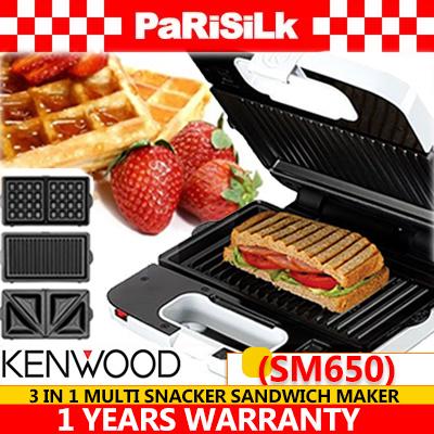 qoo10 kenwood 3 in 1 multi snacker sandwich maker sm650 3 plates 1 yea home electronics. Black Bedroom Furniture Sets. Home Design Ideas
