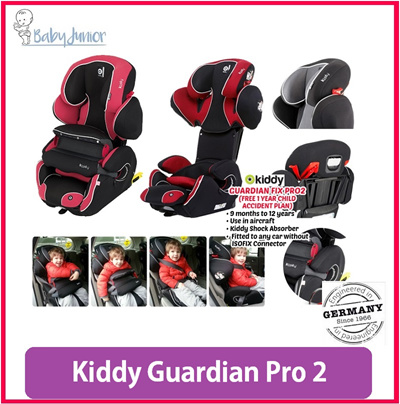 qoo10 kiddy guardian pro2 guardianfix pro2 group 1 2 3 carseat 9months baby maternity. Black Bedroom Furniture Sets. Home Design Ideas