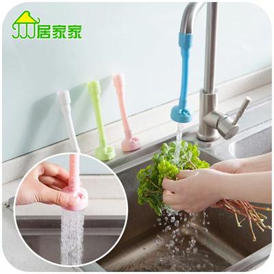 qoo10 kitchen faucet splash water saving shower water filter water kitchen dining. Black Bedroom Furniture Sets. Home Design Ideas