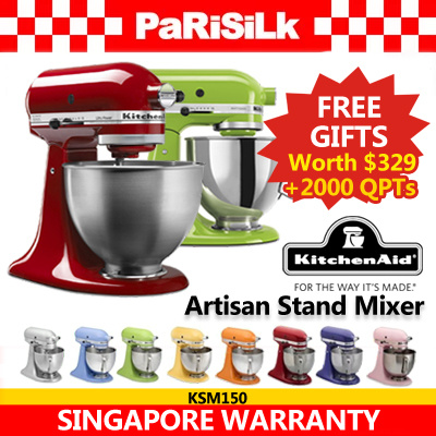 329 kitchenaid artisan stand mixer ksm150 home electronics