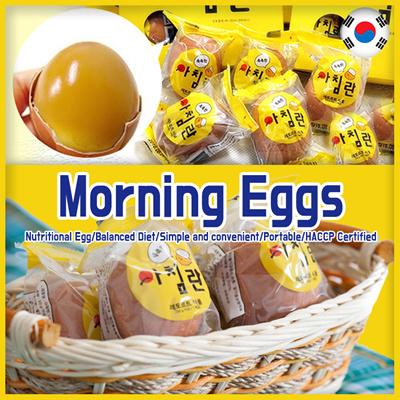 Korean Achim Steamed Eggs 1pack 6pcs Diet Food Nutritional Egg Balanced
