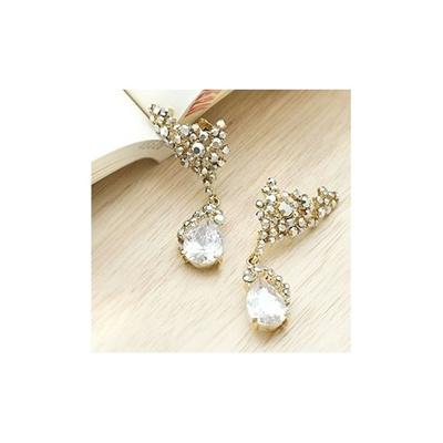 Qoo10 Korean Drama Star Style Earrings Caledonia Watch Jewelry