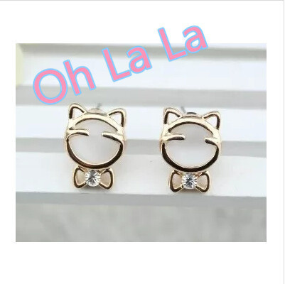 Love jewelry industry genuine cute little bell earrings 925 sterling silver earrings earrings women girls models genuine 266 sterling silver bells