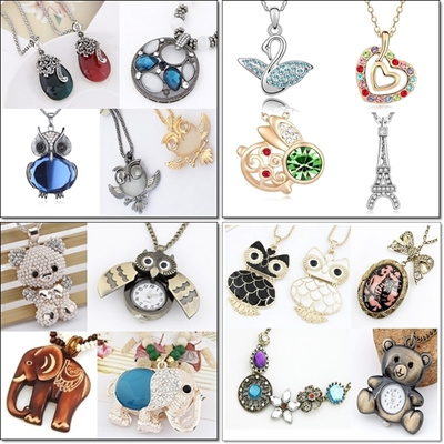 Qoo10 Korean Style Fashion Necklaces Good Buy To Watch Jewelry