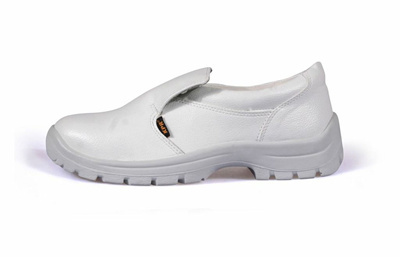 Qoo10 - KPR Safety Shoes White 0-807W (Low Cut Slipon) *FREE SHIPPING BY QXPRE...  Bags Shoes ...