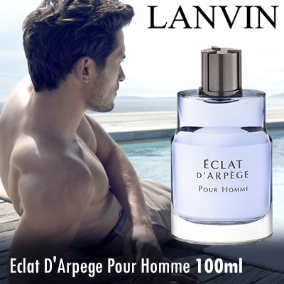 qoo10 lanvin eclat d arpege pour homme 100ml for him. Black Bedroom Furniture Sets. Home Design Ideas