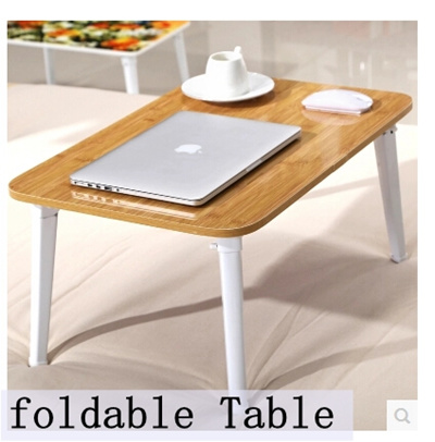 Qoo10 laptop notebook table folding portable table multi for Deco table multicolore