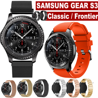 qoo10 latest model samsung galaxy gear s3 classic. Black Bedroom Furniture Sets. Home Design Ideas