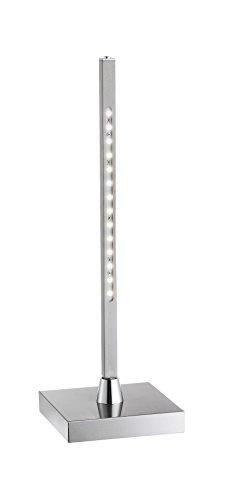 WOFI Pendelleuchte Mason nickel-matt 75 cm