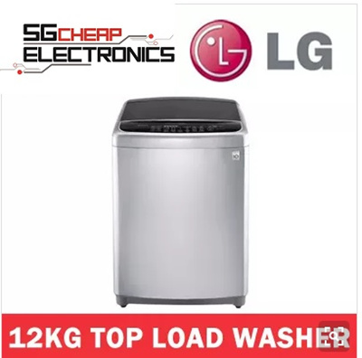 Qoo10 Lg 12kg Direct Drive Washing Machine Wft1272dd