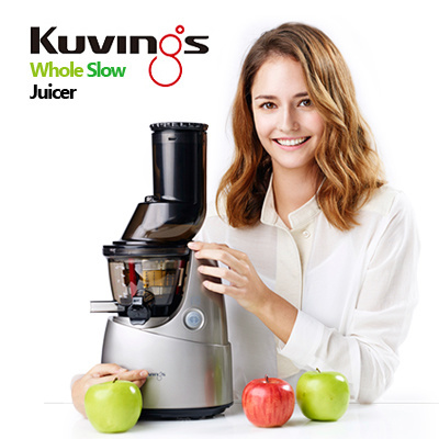 Nuc Kuvings Whole Slow Juicer : Qoo10 - [Limited Sale] NUC Kuvings Whole Slow Juicer Extractor Mixer cuttless ... : Home Electronics