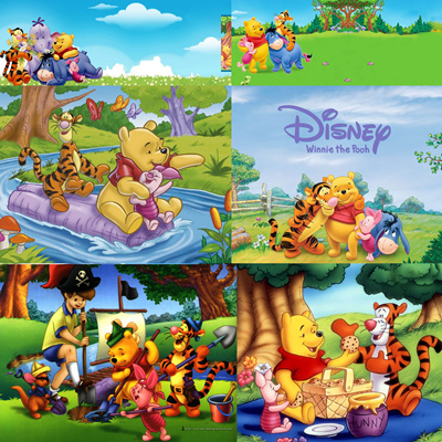 qoo10 local seller winnie the pooh or pooh bear wall pooh bear wall stickers ebay