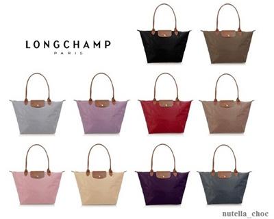 Longchamp Le Pliage Colores