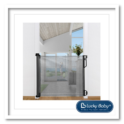 lucky baby sg38 smart system retractable gate