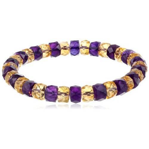 Angelica CZ Star Tween Bangle Charm Bracelet 6 Inches Adjustable