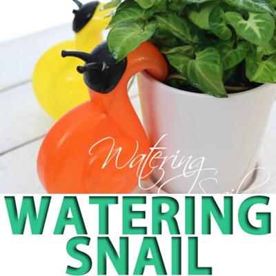 Qoo10 made in korea watering snail designed gardening for Gardening tools singapore